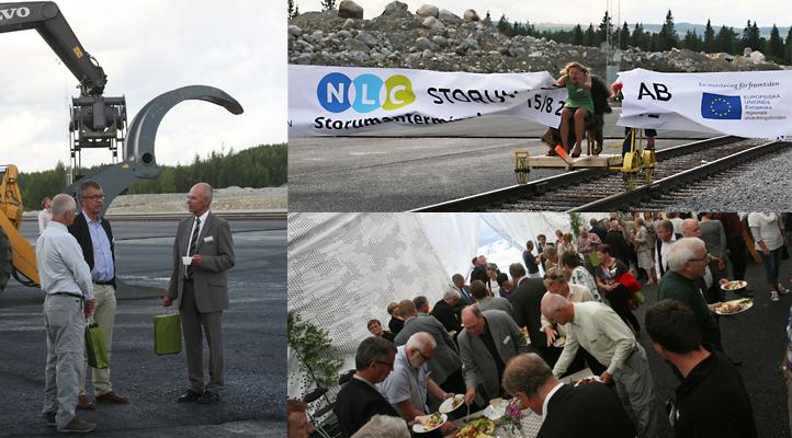 Bilder från Invigningen